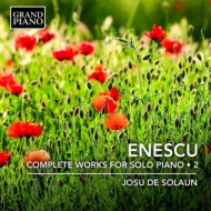 Complete Works for Piano Solo Vol.2 : Josu de Solaun