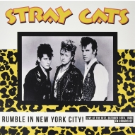Rumble In New York City!