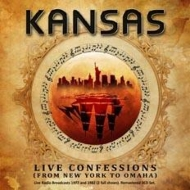 Live Confessions (From New York To Omaha)(3CD)