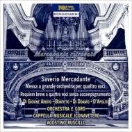 Mass, Requiem Breve: Ruscillo / Cappella Musicale Iconavetere Etc