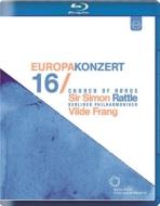 ベートーヴェン:交響曲第3番『英雄』、メンデルスゾーン:ヴァイオリン協奏曲、他 ラトル&ベルリン・フィル、フラング(ヨーロッパ・コンサート2016)