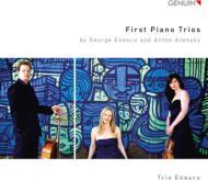 Piano Trio, 1, : Trio Enescu +arensky: Piano Trio, 1,