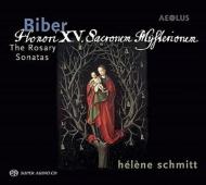 ロザリオのソナタ エレーヌ・シュミット、フランソワ・ゲリエ、マッシモ・モスカルド、他(2SACD)