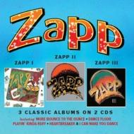Zapp I / Zapp II / Zapp III (2CD)