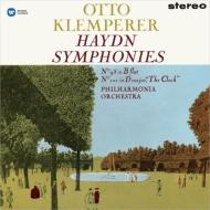 交響曲第101番『時計』、第98番 オットー・クレンペラー&フィルハーモニア管弦楽団