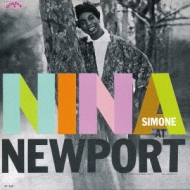 Nina Simone At Newport -live Album