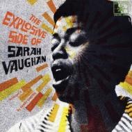 Explosive Side Of Sarah Vaughan