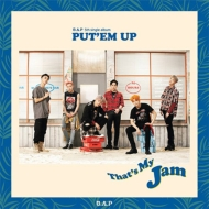 5th Single Album: PUT'EM UP