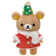 クリスマスぬいぐるみ(リラックマ)