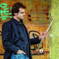 『フルート協奏曲集〜ライネッケ、イベール、ニールセン』 セバスチャン・ジャコー、ダヴィッド・ビョルクマン&オーデンセ交響楽団