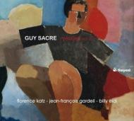 歌曲集第2集 フロランス・カッツ、ジャン=フランソワ・ガルデイル、ビリー・エイディ