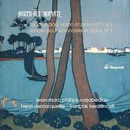 ソナタ集第2集 ジャン・マルク・フィリップ=ヴァルジャベディアン、アンリ・ドゥマルケット、フランソワ・ケルドンキュフ