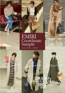 EMIRI  Coordinate Sample Autumn-Winter 183Styles 美人開花シリーズ