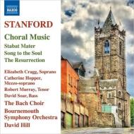 スターバト・マーテル、魂の歌、復活 デイヴィッド・ヒル&ボーンマス交響楽団、バッハ合唱団