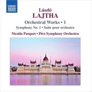 交響曲第1番、イン・メモリアム、組曲 ニコラ・パスケ&ペーチ交響楽団
