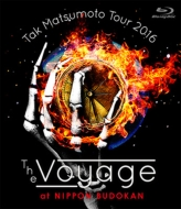 Tak Matsumoto Tour 2016 -The Voyage-at 日本武道館 (Blu-ray)
