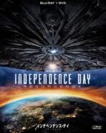 インデペンデンス・デイ:リサージェンス 2枚組ブルーレイ&DVD〔初回生産限定〕