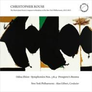 交響曲第3番、第4番、ある一生、プロスペローの部屋 アラン・ギルバート&ニューヨーク・フィル