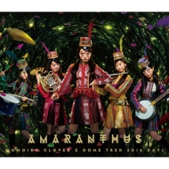 "MOMOIRO CLOVER Z DOME TREK 2016 DAY1 ""AMARANTHUS"" Blu-ray"
