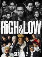 HiGH & LOW SEASON 2 (DVD)