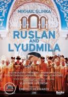 『ルスランとリュドミラ』全曲 チェルニャコフ演出、ヴラディーミル・ユロフスキー&ボリショイ劇場、シャギムラトワ、ミネンコ、他(2011 ステレオ)(2DVD)
