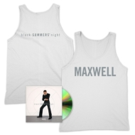 Black Summer's Nights: Cd +Tank (S Size)