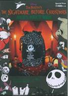 Disney TIM BURTON'S THE NIGHTMARE BEFORE CHRISTMAS JACK'S POUCH BOOK