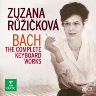 鍵盤楽器のための作品録音全集 ズザナ・ルージイチコヴァ(20CD)