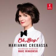 『オー、ボーイ!〜恋とはどんなものかしら』 マリアンヌ・クレバッサ、マルク・ミンコフスキ&モーツァルテウム管弦楽団