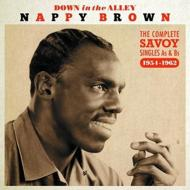 Down In The Alley: Complete Savoy Singles A's B's 1954-1962