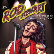 Sir Rod Stewart & Some Of His Early 'faces'