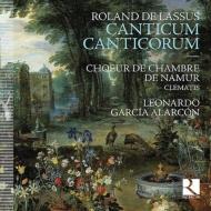 Canticum Canticorum: Alarcon / Namur Chamber Cho Clematis