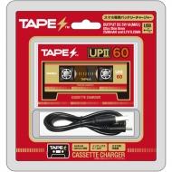 TAPES RED blister ver.カセットテープ型バッテリーチャージャー