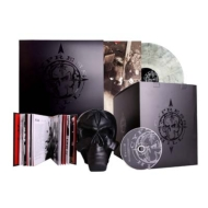 Cypress Hill: 25th Anniversary Skull Bundle (Cd, Book And Lp)