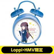 オリジナルボイス入り目覚まし時計(滝本 ひふみ)【Loppi・HMV限定】