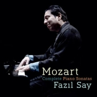 Comp.piano Sonatas: Fazil Say