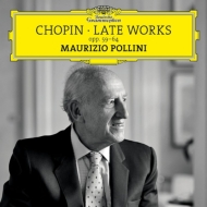 Late Piano Works: Pollini