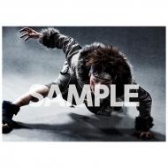 ブロマイド2枚セット(犬塚キバ) / ライブ・スペクタクル「NARUTO-ナルト-」