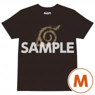 Tシャツ(ブラック)【メンズM】 / ライブ・スペクタクル「NARUTO-ナルト-」