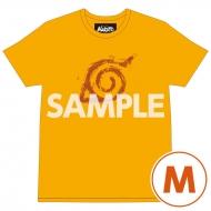 Tシャツ(オレンジ)【メンズM】 / ライブ・スペクタクル「NARUTO-ナルト-」