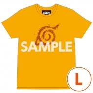 Tシャツ(オレンジ)【メンズL】 / ライブ・スペクタクル「NARUTO-ナルト-」