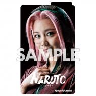 ICカードステッカー(春野サクラ) / ライブ・スペクタクル「NARUTO-ナルト-」