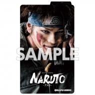 ICカードステッカー(犬塚キバ) / ライブ・スペクタクル「NARUTO-ナルト-」