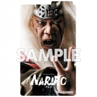 ICカードステッカー(自来也) / ライブ・スペクタクル「NARUTO-ナルト-」