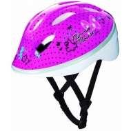 キッズヘルメットS ミニー ピンク