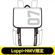 超特急 backpack(白)【Loppi・HMV限定】