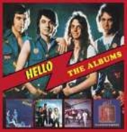Hello -The Albums: Deluxe Four Cd Boxset
