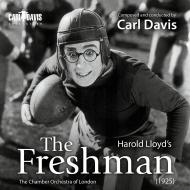 Harold Lloyd's-the Freshman: Carl Davis / London Co