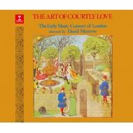 『宮廷の愛』 デイヴィッド・マンロウ&ロンドン古楽コンソート(3CD)