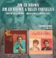 Best Of Jim Ed Brown / Jim Ed & Helen Greatest Hits